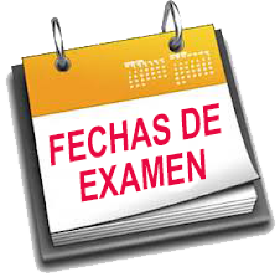 Image result for examenes calendario
