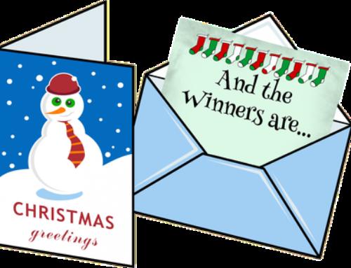 Concurso de tarjetas navideñas