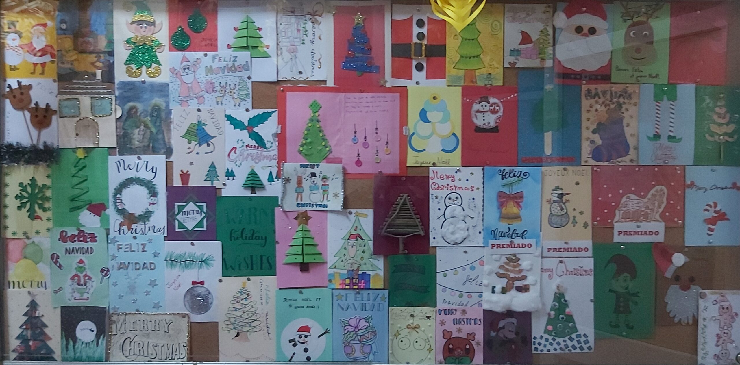 postales de Navidad 2020