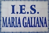 IES María Galiana (Montequinto) Logo